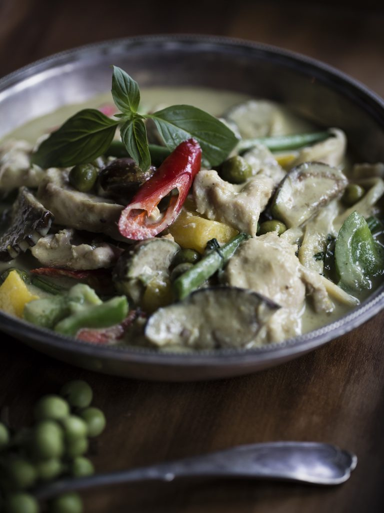 Green Curry 3 - Dinner