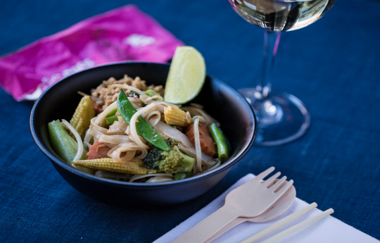 Phad Thai Recipe Of The Month
